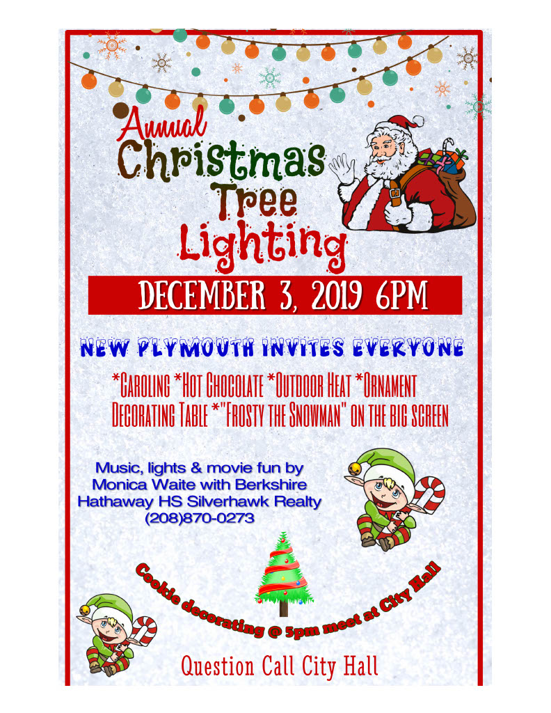 2019 Annual Christmas Tree Lighting